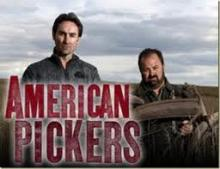 American Pickers TV Show image