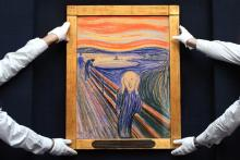 "Edvard Munch, ""The Scream"" Sells For $120 Million image"
