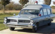 JFK's Ambulance - Authentic or a Fake? image