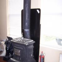 Antique Cast Iron Wood Burning Stove Antique Appraisal