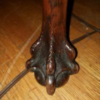 Claw/ball Foot