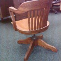 Antique Chair - H Krug Kitchener #1417 antique appraisal | InstAppraisal