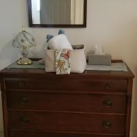 Berkey and Gay Dresser and Mirror