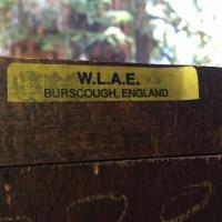 CWS Pelaw England Armoire antique appraisal InstAppraisal