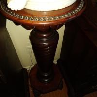 Antique Wooden Pedestal