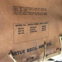 Virtue Bros. Mfg. Co.