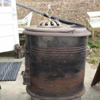 Old Wood Stove Antique Appraisal Instappraisal