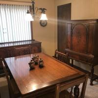 Berkey and Gay Vintage Dining Room Set