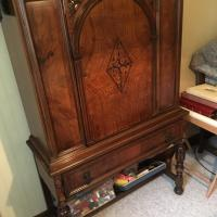 Berkey and Gay Vintage China Cabinet