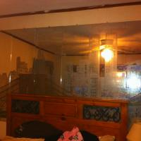 Twin Towers Wall Mirror Antique Appraisal Instappraisal