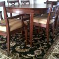 1957 Drexel Interlude 7 Piece Dining Set - Refinished