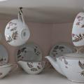 Noritake (RC Japan) China Tea Set for 5